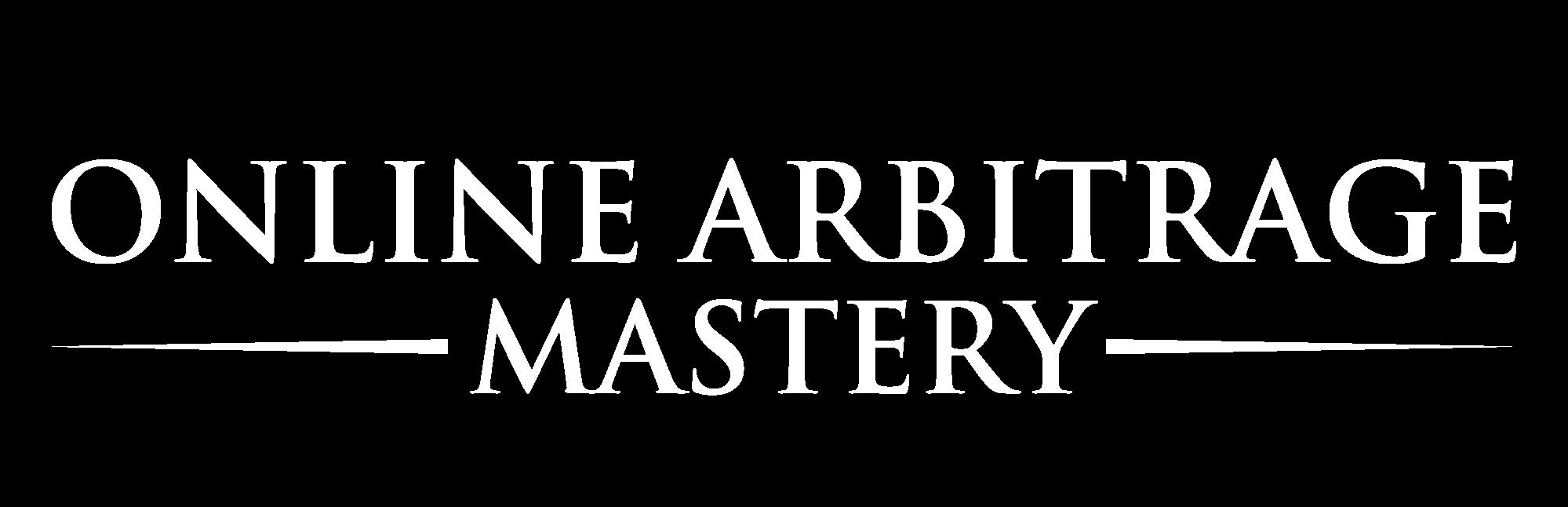 Online Arbitrage Mastery